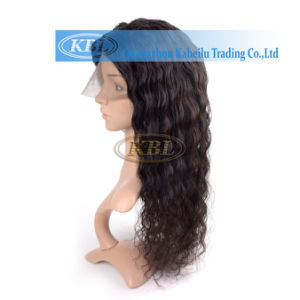 Human Hair Wig Brazilian Front Lace Wig pictures & photos