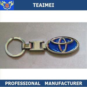 Hot Sale Car Logo Metal Keyring Car Fashion Keyholder pictures & photos