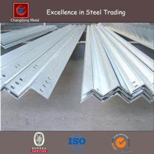 Galvanized Steel Angle with Holes (CZ-A30) pictures & photos