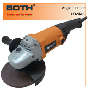 1200W Electrical Power Tool Angle Grinder (HD1508) pictures & photos