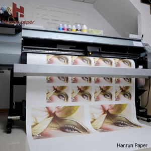 70GSM Sublimation Roll Transfer Paper for Textile