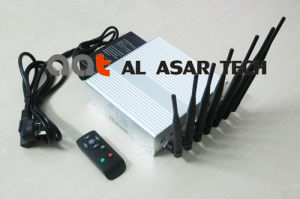 7 Bands Wireless Mobile Signal Jammer /GPS Jammer/Signal Blocker pictures & photos
