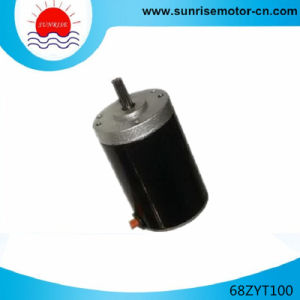68zyt100 24VDC 0.32n. M 3000rpm Electric Motor PMDC Motor pictures & photos