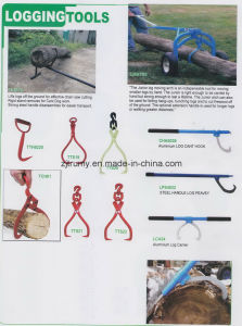 Metal Hand Logging Tools pictures & photos