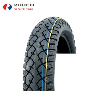 Scooter Tire High Speed 3.50-10 Diamond Brand D544 pictures & photos
