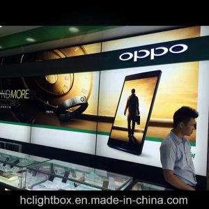 Tension Fabric Display Mobile Advertising Light Box pictures & photos