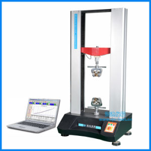 Computer Servo Copper Wire Material Tensile Strength Force Test Machine pictures & photos