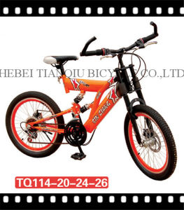 26 Inch Chinese Suspension MTB Bicycle with Cheap Price pictures & photos