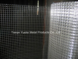 High Quality Galvanized Welded Wire Mesh/Galvanized Weld Wire Mesh/China Manufacturer Galvanized Metal Wire Mesh pictures & photos
