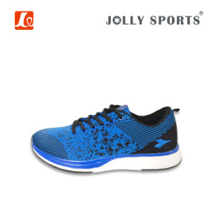 New Sneaker Design Style Knit Sports Running Women Men Shoes pictures & photos