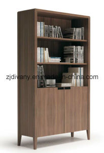 Modern Solid Wood Bookshelf (SM-D39) pictures & photos