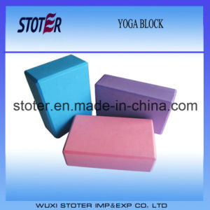 Wholesale High Quality EVA Foam Yoga Block pictures & photos