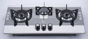 Three Burner Gas Cooktop (SZ-LW-105)