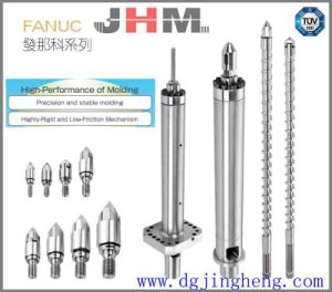 Fanuc Injection Molding Machine Screw Barrel pictures & photos