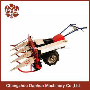 Grain Rice Wheat Mini Combine Harvester