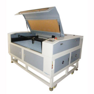 Big Working Area Double Heads Laser Cutter for Leather Fabric pictures & photos