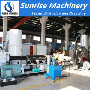 HDPE LDPE LLDPE Film Plastic Granulation Machine pictures & photos
