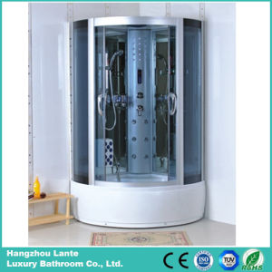 Steam Shower Stalls with Beautiful Coated Back Glass (LTS-811) pictures & photos