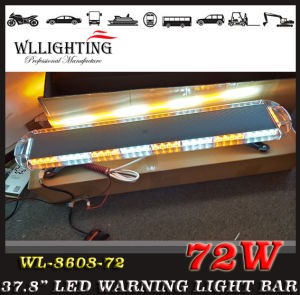 Amber White Police LED Emergency Vehicle Warning Light pictures & photos