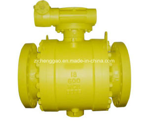 API6d Ball Valve with Flanged