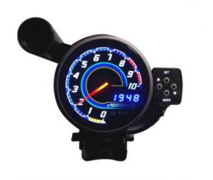 "3 3/4"" (95mm) Tachometer for 3 LED Color Tachometer (8371-L) pictures & photos"