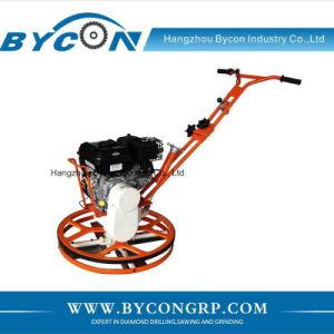 PTBC-60 Chinese petrol engine concrete float power trowel machine for sale pictures & photos