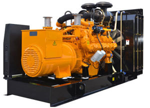 60Hz 200kw Natural Gas Generators with Silent Type pictures & photos