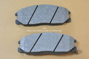 Brake Pads 3500235u1010 3500175u1010 for JAC Rein Hfc7200ef pictures & photos