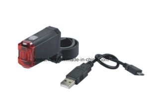 New Design LED Bicycle Rear Light (HLT-188) pictures & photos