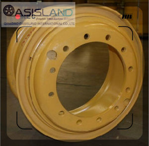 OTR Wheel Rims for Container Stacker 24-10.00/1.7 pictures & photos