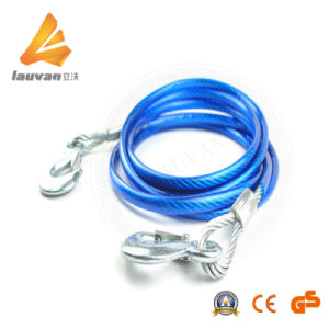 5 Tons Steel Vehicle Towing Cable Rope