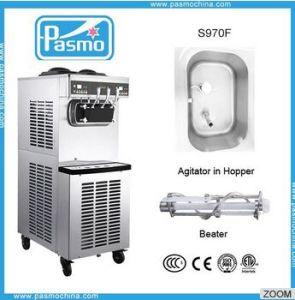 Commercial Soft Ice Cream Machine/Pasmo S970 Ice Cream Making Machine