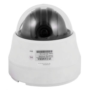 Web 10X Optical/Digital Zoom High Speed Dome IP Camera (IP-610H) pictures & photos