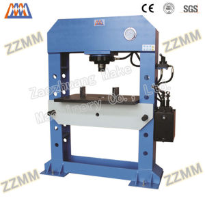 Factory Dealing Directly Gantry Hydraulic Press Machine (HP-100S) pictures & photos