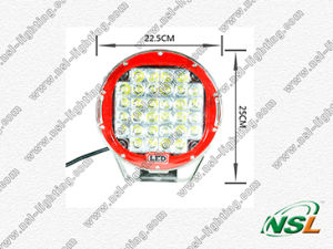 Offroad LED Driving Light 7 Inch 96W CREE pictures & photos
