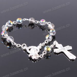 Factory Direct Multicolour 6mm Section Crystal Fashion Bracelet pictures & photos
