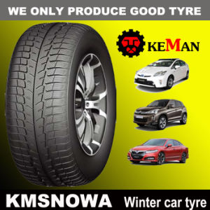 Winter Car Tire Kmsnow (265/65R17 165/60R14 185/60R14 185/60R15 195/60R15) pictures & photos