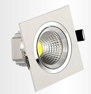 Square LED COB Downlight for Reference Room pictures & photos