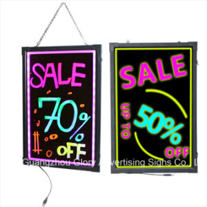 LED Hand Writing Boards for Shop Advertising Display pictures & photos