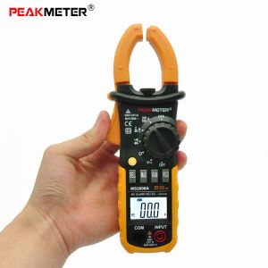 600A AC Auto Range Digital Clamp Ampere Meter
