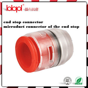 Microduct Ending Cap/Plug, Tube End Stop pictures & photos
