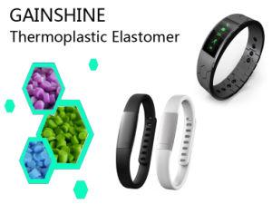 Gainshine 80A TPE Material for Intelligent Bracelet