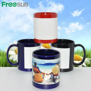 Patch Luminous 11 Oz Sublimation Ceramic Mug pictures & photos