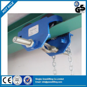 S Type Hand Chain Plain Trolley pictures & photos