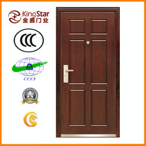 High-Quality Steel Security Door with Right Price