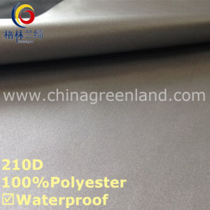 Plain Coating Polyester Oxford Fabric for Bag Umbrella (GLLML304) pictures & photos