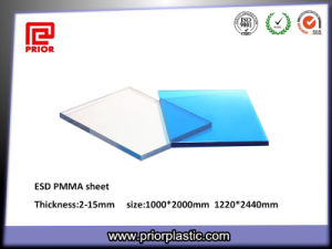 ESD Clear PMMA Plexiglass Acrylic Sheet pictures & photos
