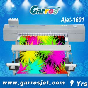 Garros 1.6m Large Digital Advertising Tarpaulin Eco Solvent Printer pictures & photos