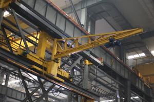 Bxd Type Wall Line Single Girder Crane Arm pictures & photos