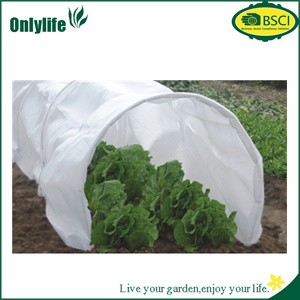 PE Re-Usable UV Resistant Fleece Grow Tunnel for Plants pictures & photos